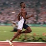 Michael Johnson's Racing Strategy in the 400 meters