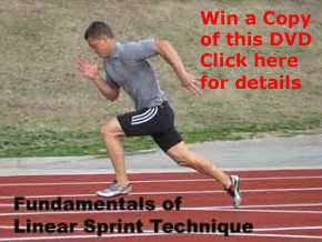 Win a Fundamentals of Linear Sprint Technique DVD