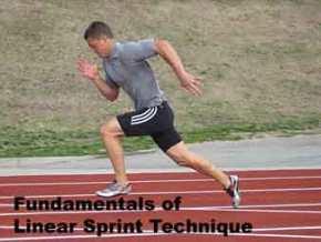 Fundamentals of Linear Sprint Technique DVD