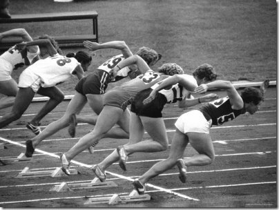 george-silk-women-runners-competing-at-the-olympics