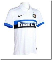 Nike New Inter Milan Uniform White 300