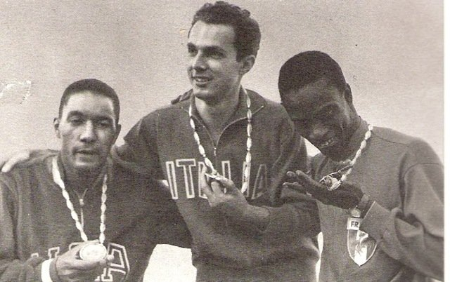Italian Sprint Heroes – Livio Berruti 200m Rome 1960