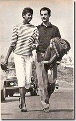 Wilma Rudolph con Livio Berruti!