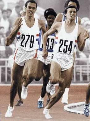 Steve Ovett 800 meter Training: Coach Harry Wilson