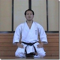 Karate-seiza-position
