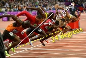 2 Secrets to Sprinting: Forward Lean and Longer Ground Contact