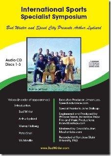 Bud Winter Presents Arthur Lydiard Cover