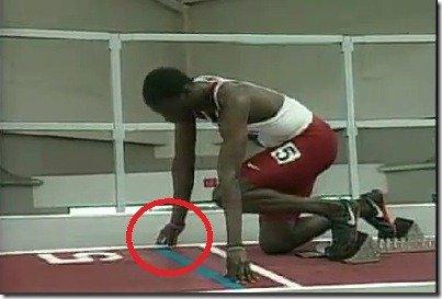 Kirani_James_400m_SEC_Indoor_Meet_Record_44.80