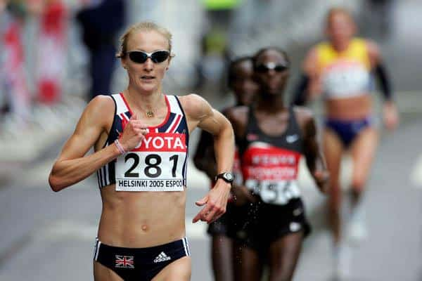Paula Radcliffe improved her running economy by 1-3% EVERY YEAR for 11 yrs