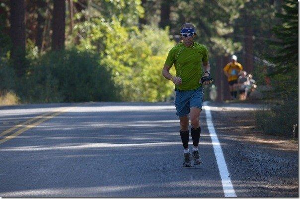 Day 2 - Lake Tahoe Triple Marathon