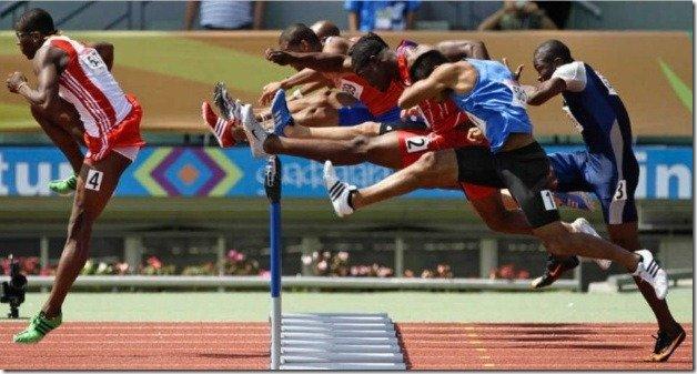 Dayron Robles Pan Am Games 2011