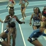 World Indoor Championships 4×400 Meters Relay