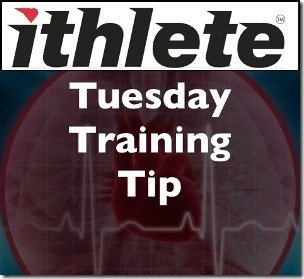 Tuesday Training Tip