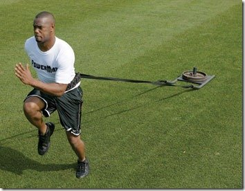 sled training for sprinting