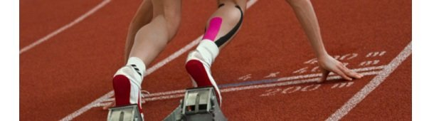 Why are Athletes Wearing Duct Tape?