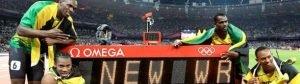 Usain Bolt:  the Fastest Relay Split in 4×100?