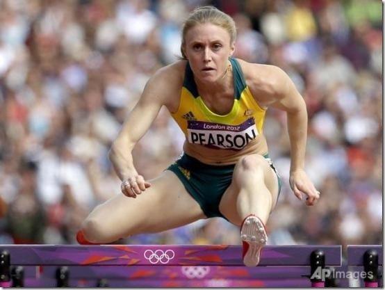 Sally Pearson London Olympics