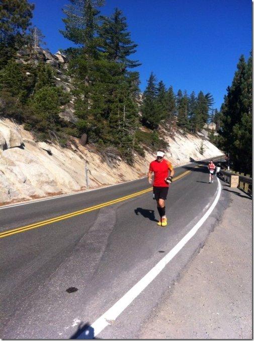 Tahoe Ultramarathon Hills