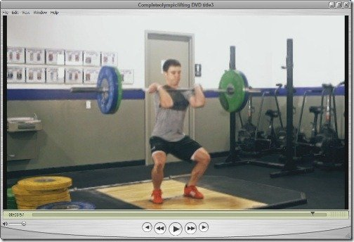 completeolympiclifting