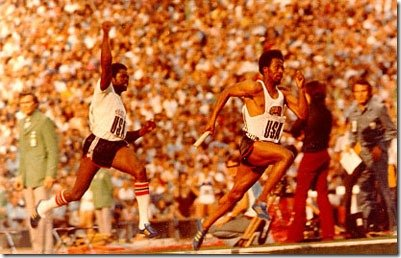 Eddie Hart 4x100m Relay