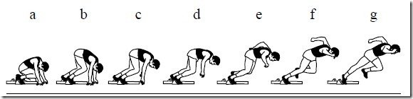 The Effect of Muscular Pre-Tensing on the Sprint Start 1