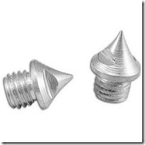 5mm Pyramid Track Spikes