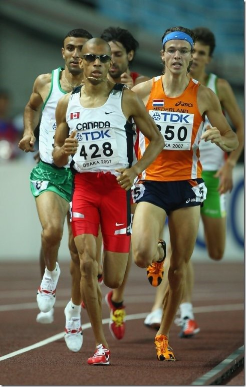Gary Reed Arnoud Okken IAAF World Championships
