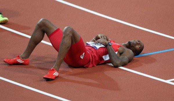 Michael+Tinsley+Olympics+Day+10+Athletics