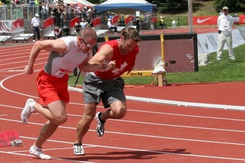 Interview with Steve Walters, Paralympian Guide for Visual Impaired