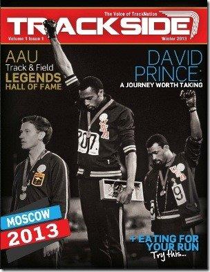 Trackside Magazine Vol 1 Issue 1 TrackNation 300