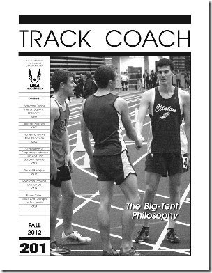 USA Track & Field-Track Coach formerly Track Technique 300