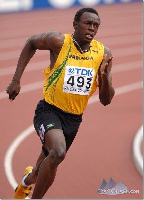 Usain Bolt 2005