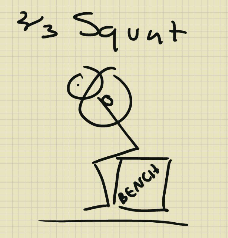 23 Squat