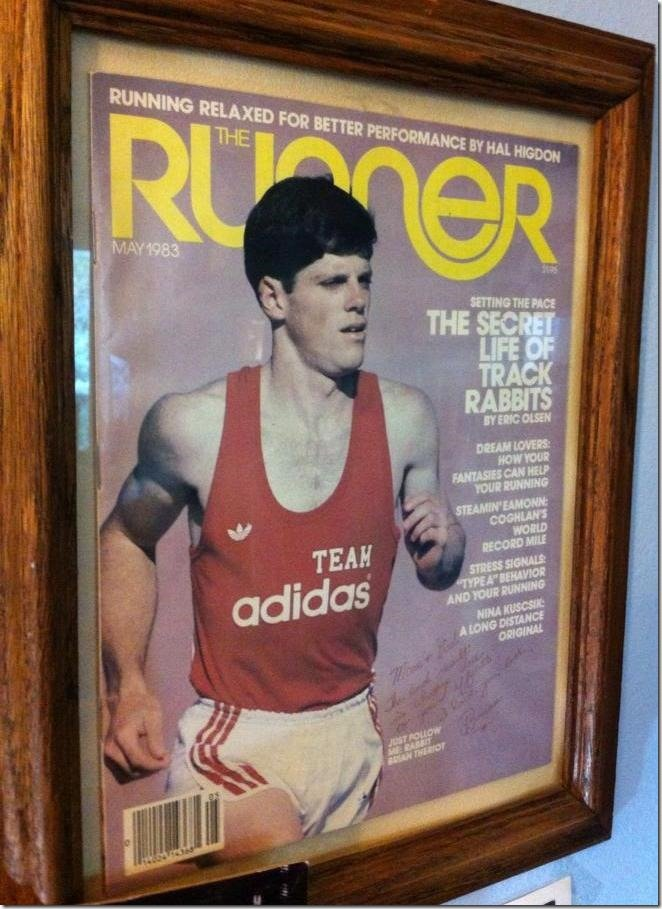 Brian Theriot Runner cover