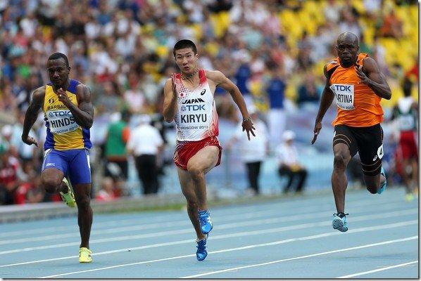 Yoshihide Kiryu 2013 World Champs