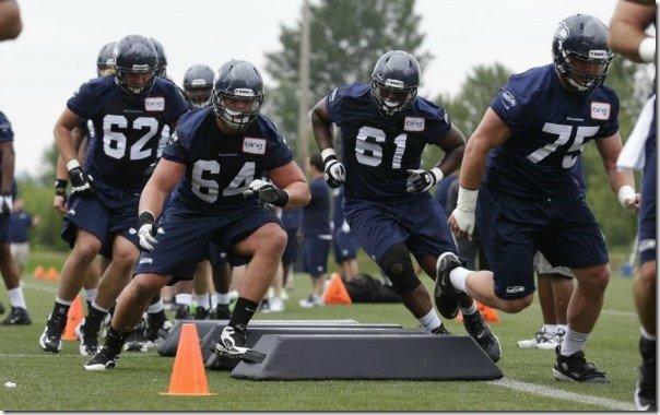 football training drills for pro sports