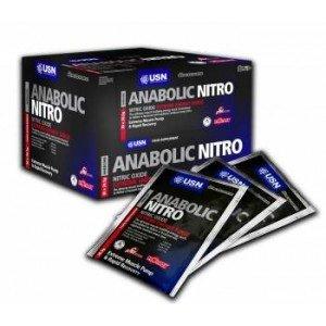 ANABOLIC NITRO Nitric Oxide Extreme Energy Surge