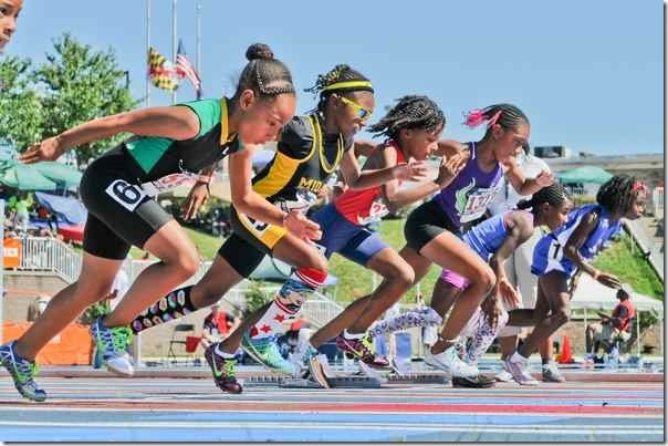 YOUTH USATF National Junior Olympics