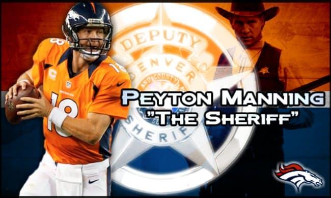 peyton manning the sheriff