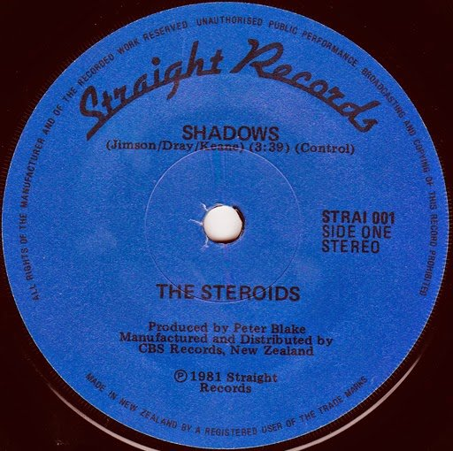 Alan Jimson and The Steroids