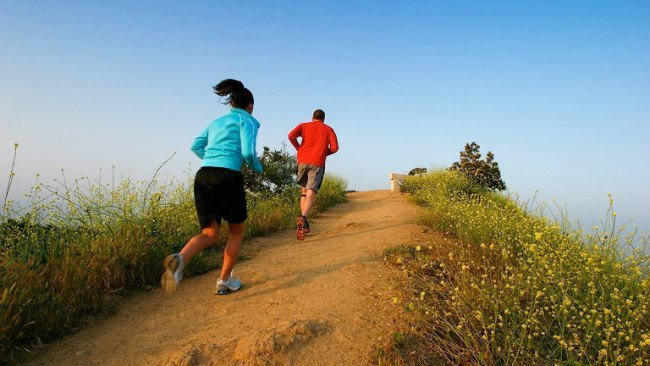 running uphill and over distance special endurance