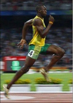 Usain Bolt Beijing 2008 2