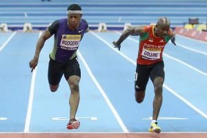 Kim Collins 6.48 60m, but What Does that Mean for 100m?
