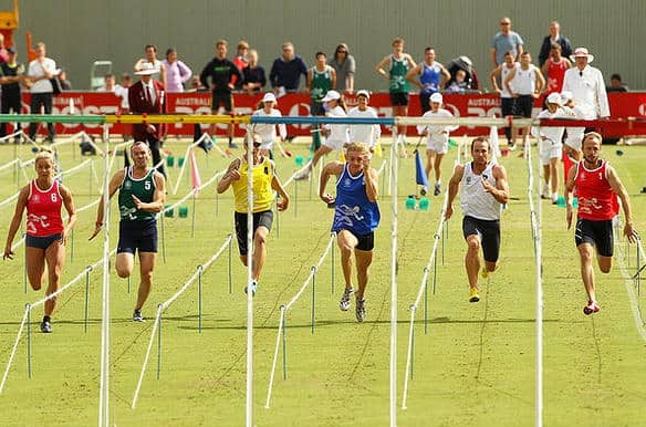 Stawell Gift - Why Handicap Races are Unfair
