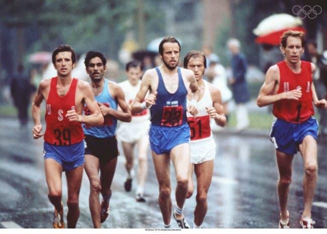 1976 Montreal Olympic Marathon