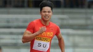 China's Su Bingtian Secret to Breaking 10 seconds for 100 meters