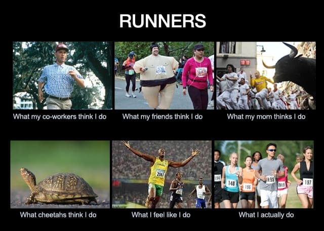 Runners - What People Think