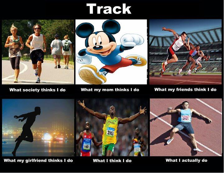 Track and Field - What People Think
