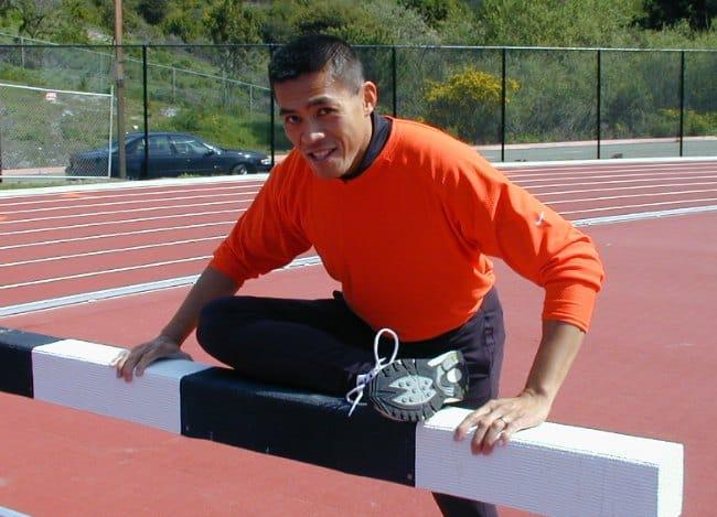 Jimson Lee speedendurance elavated pigeon stretch