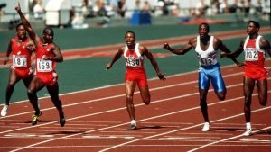 Calvin Smith, the Forgotten Man (and Last Clean Sprinter Record Holder?)